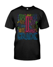 TYPO FIRST GRADE TEE Classic T-Shirt front