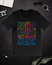 TYPO FIRST GRADE TEE Classic T-Shirt lifestyle-mens-crewneck-front-16