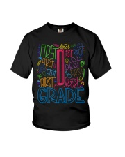 TYPO FIRST GRADE TEE Youth T-Shirt thumbnail