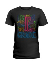 TYPO FIRST GRADE TEE Ladies T-Shirt thumbnail