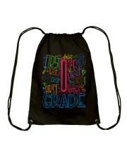 TYPO FIRST GRADE TEE Drawstring Bag thumbnail