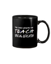 WHERE WE TEACH SPECIAL EDUCATION Mug thumbnail