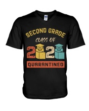 2ND GRADE CLASS OF 2020 V-Neck T-Shirt thumbnail