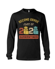 2ND GRADE CLASS OF 2020 Long Sleeve Tee thumbnail