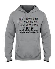 DEAF AND HARD Hooded Sweatshirt thumbnail