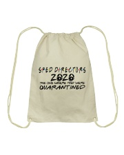 SPED DIRECTORS Drawstring Bag thumbnail
