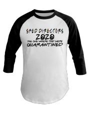 SPED DIRECTORS Baseball Tee thumbnail
