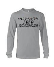 SPED DIRECTORS Long Sleeve Tee thumbnail