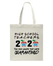 HIGH SCHOOL TEACHER Tote Bag thumbnail