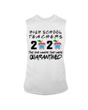 HIGH SCHOOL TEACHER Sleeveless Tee thumbnail