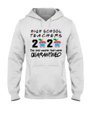 HIGH SCHOOL TEACHER Hooded Sweatshirt thumbnail