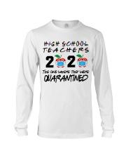 HIGH SCHOOL TEACHER Long Sleeve Tee thumbnail