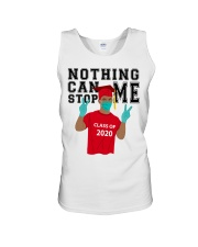 RED - NOTHING CAN STOP ME Unisex Tank thumbnail