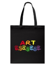 ART TEACHER DESIGN Tote Bag thumbnail
