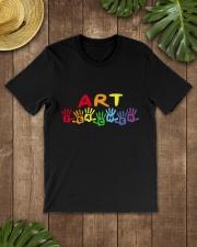 ART TEACHER DESIGN Classic T-Shirt lifestyle-mens-crewneck-front-18
