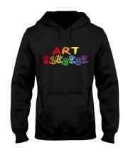 ART TEACHER DESIGN Hooded Sweatshirt thumbnail