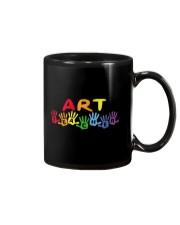 ART TEACHER DESIGN Mug thumbnail