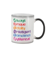 AUTISM MEANING Color Changing Mug thumbnail