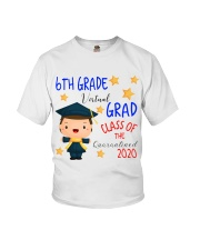 6TH GRADE BOY Youth T-Shirt front