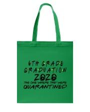6TH GRADE  Tote Bag thumbnail