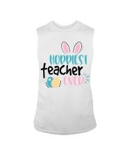 HOPPINEST TEACHER EVER Sleeveless Tee thumbnail