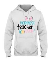 HOPPINEST TEACHER EVER Hooded Sweatshirt thumbnail