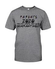 PARENTS  Classic T-Shirt front
