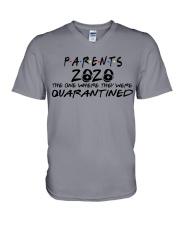 PARENTS  V-Neck T-Shirt thumbnail
