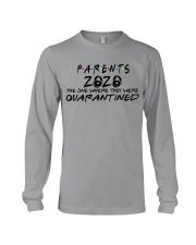 PARENTS  Long Sleeve Tee thumbnail