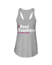 THE REAL TEACHERS OF THIRD GRADE Ladies Flowy Tank thumbnail