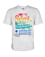 2ND GRADE GRAD 2020 V-Neck T-Shirt thumbnail