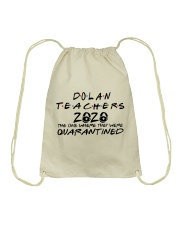 DOLAN TEACHERS Drawstring Bag thumbnail