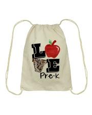 LOVE PRE-K Drawstring Bag thumbnail