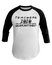 TEACHERS  Baseball Tee thumbnail