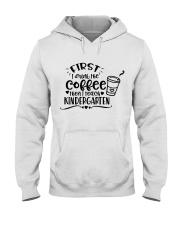 KINDER COFFEE Hooded Sweatshirt thumbnail