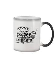 KINDER COFFEE Color Changing Mug thumbnail