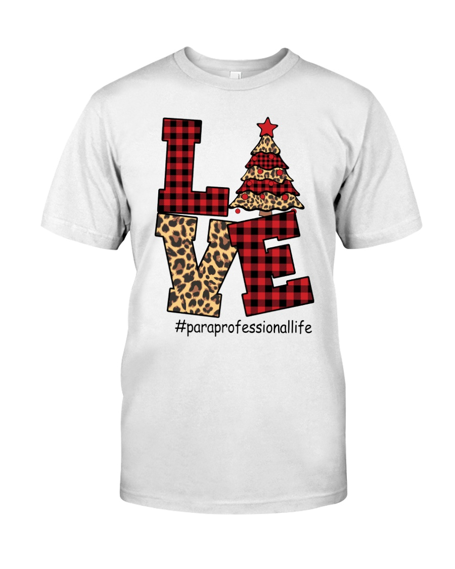 CHRISTMAS PARAPROFESSIONAL Classic T-Shirt