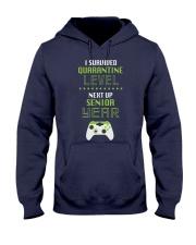 SENIOR YEAR LEVEL Hooded Sweatshirt thumbnail