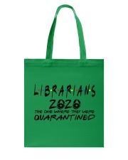 LIBRARIANS  Tote Bag thumbnail