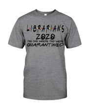 LIBRARIANS  Classic T-Shirt front