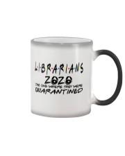 LIBRARIANS  Color Changing Mug thumbnail