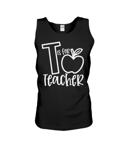 T IS FOR TEACHER