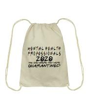 MENTAL HEALTH PROFESSIONAL Drawstring Bag thumbnail