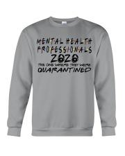 MENTAL HEALTH PROFESSIONAL Crewneck Sweatshirt thumbnail