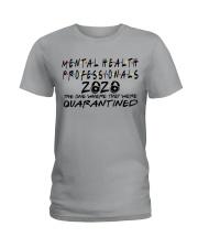 MENTAL HEALTH PROFESSIONAL Ladies T-Shirt thumbnail