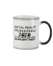 MENTAL HEALTH PROFESSIONAL Color Changing Mug thumbnail