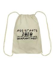 ASSISTANTS  Drawstring Bag thumbnail