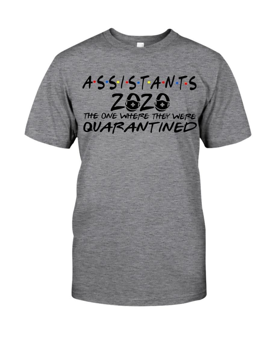 ASSISTANTS  Classic T-Shirt