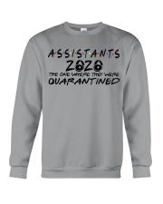 ASSISTANTS  Crewneck Sweatshirt thumbnail
