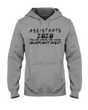 ASSISTANTS  Hooded Sweatshirt thumbnail
